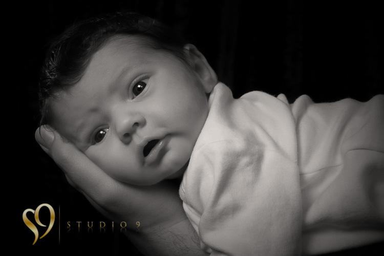 Beautiful baby boy. family photography at studio9.