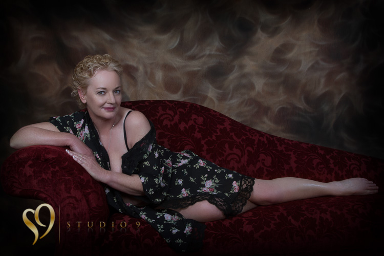 The makeover photography experience with Kath at Studio9 of Wellington.