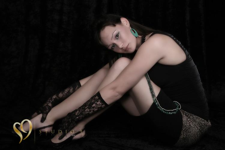 Model portfolio portrait sessions in Wellington.