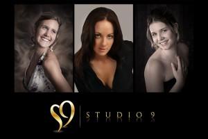 Studio 9 portrait photography.